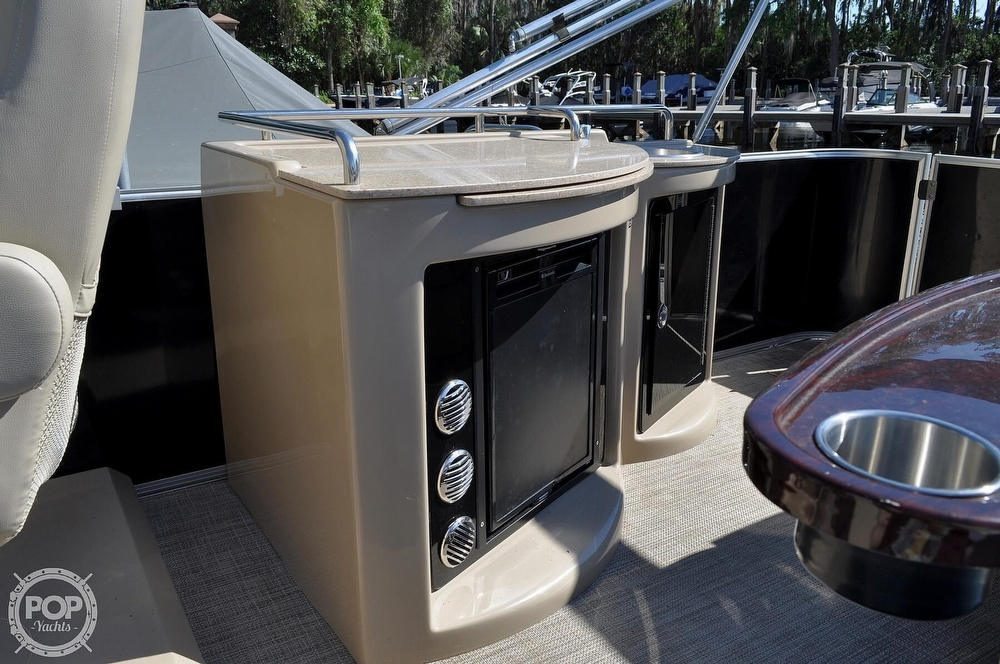 2016 Sylvan boat for sale, model of the boat is Mandalay 8523 Sportlounger & Image # 35 of 40