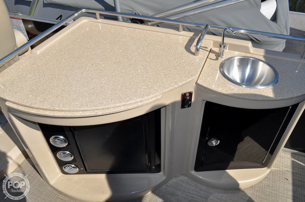 2016 Sylvan boat for sale, model of the boat is Mandalay 8523 Sportlounger & Image # 38 of 40