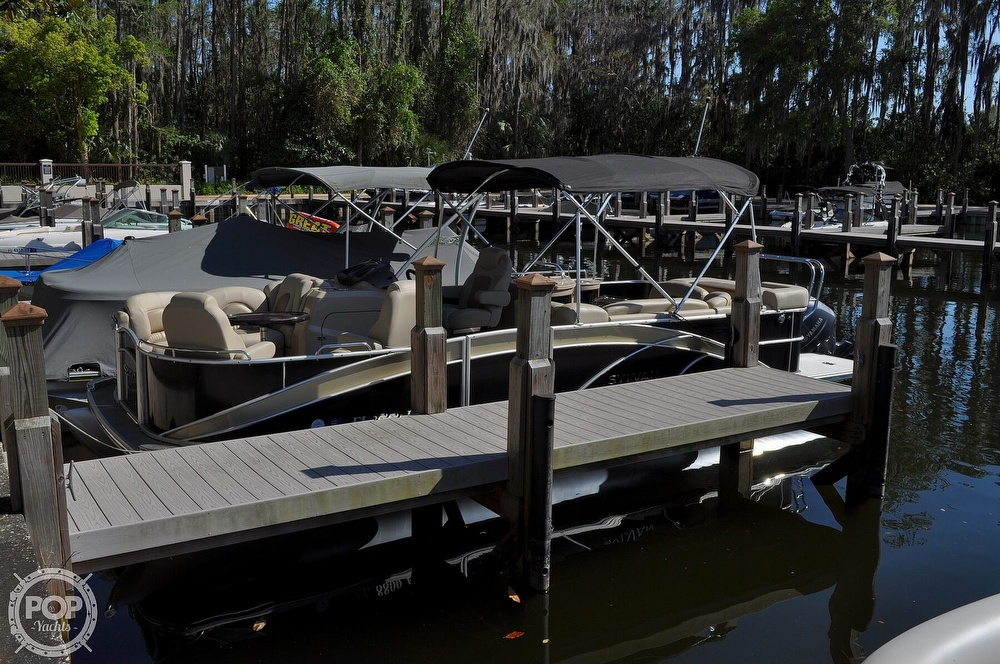 2016 Sylvan boat for sale, model of the boat is Mandalay 8523 Sportlounger & Image # 40 of 40