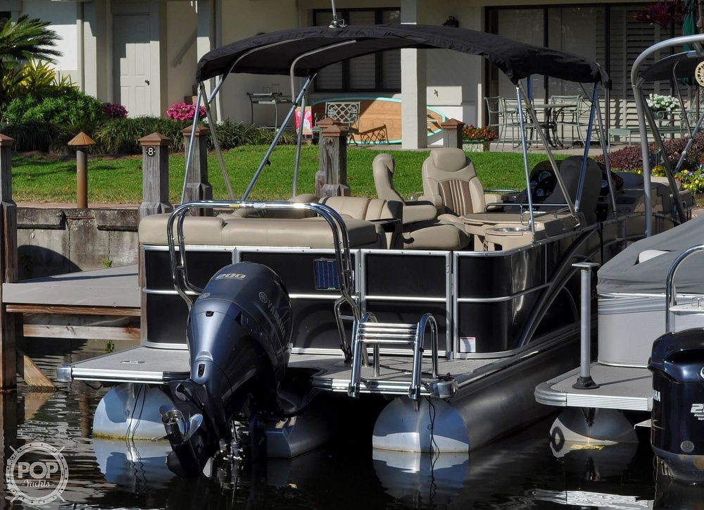 2016 Sylvan boat for sale, model of the boat is Mandalay 8523 Sportlounger & Image # 3 of 40