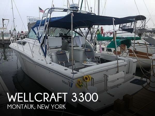 Used Wellcraft Boats For Sale in New York by owner | 1989 Wellcraft Coastal 3300