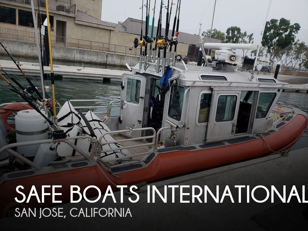 Used Boats For Sale in Santa Cruz, California by owner | 2005 SAFE Boats International 25