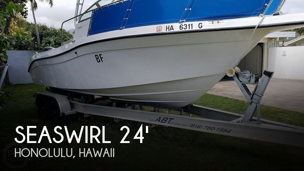 Used SEASWIRL Boats For Sale by owner   2002 Seaswirl 24