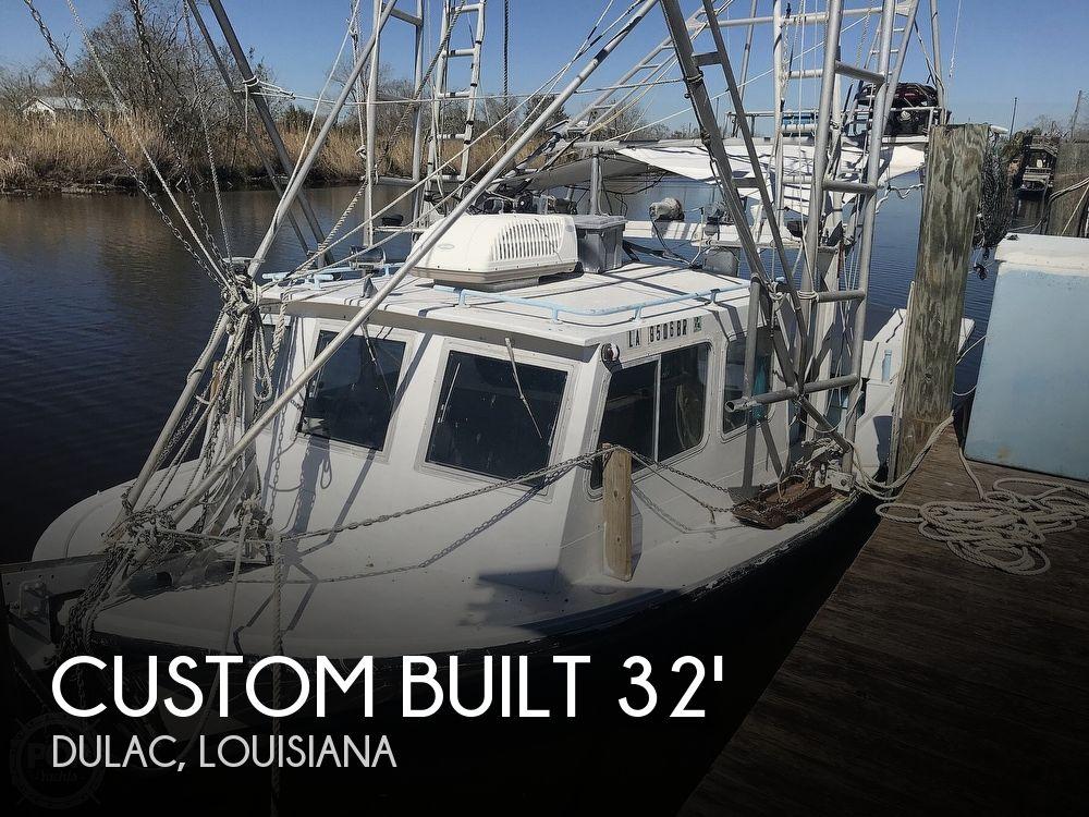 Used Custom Built Boats For Sale by owner | 1987 32 foot Custom Built Lafitte Skiff