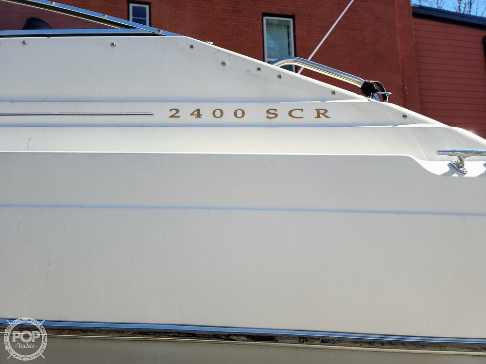 1994 Maxum boat for sale, model of the boat is 2400 SCR & Image # 8 of 40