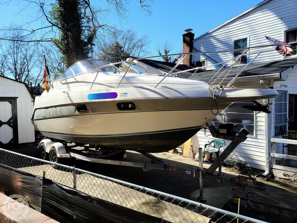 1994 Maxum boat for sale, model of the boat is 2400 SCR & Image # 16 of 40