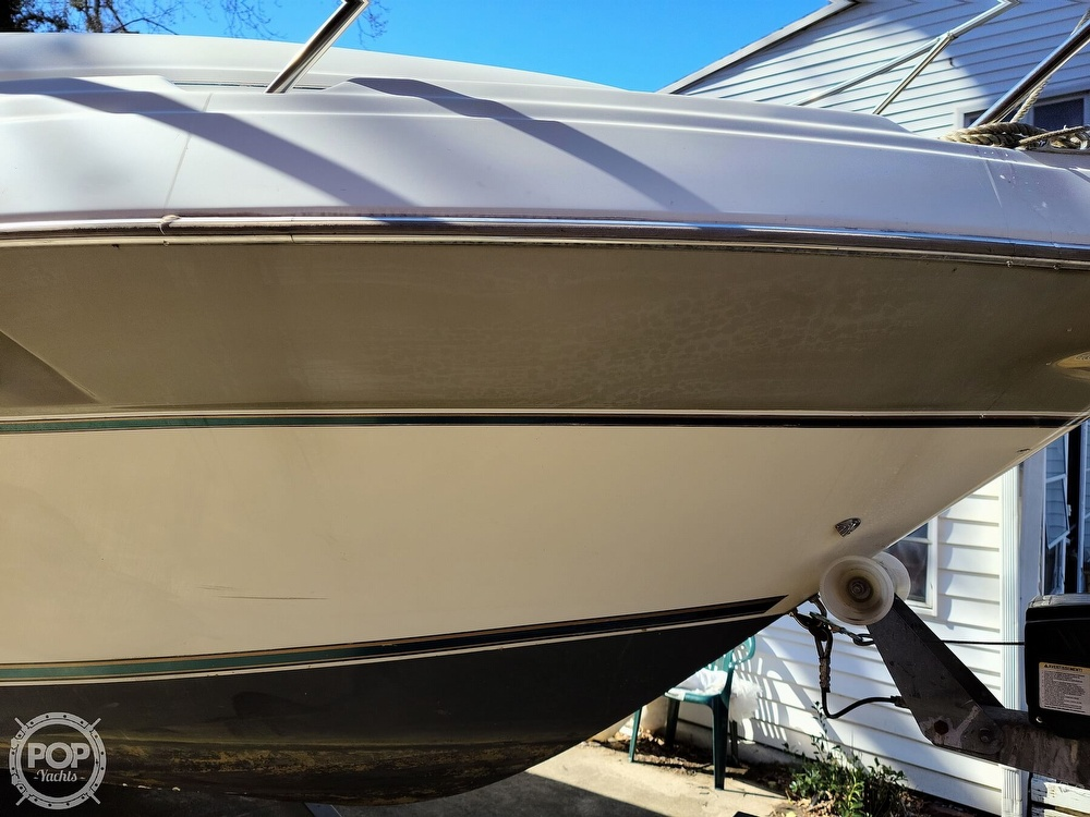 1994 Maxum boat for sale, model of the boat is 2400 SCR & Image # 18 of 40