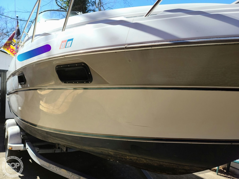 1994 Maxum boat for sale, model of the boat is 2400 SCR & Image # 24 of 40