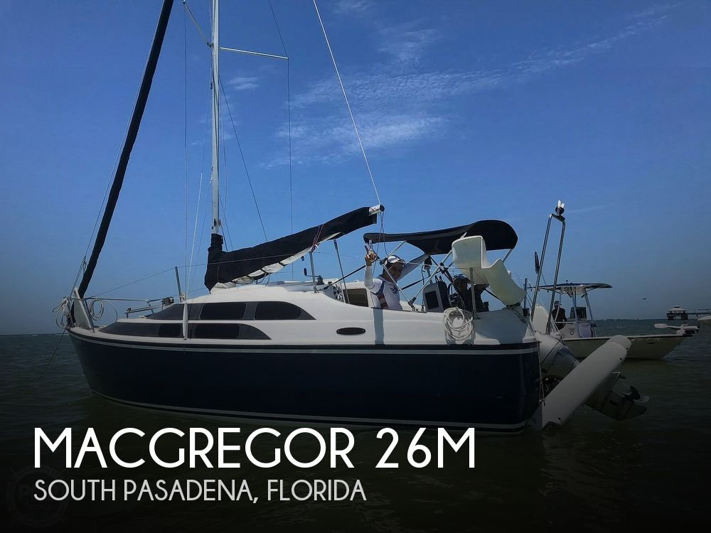 Used MacGregor Boats For Sale by owner | 2007 MacGregor 26m