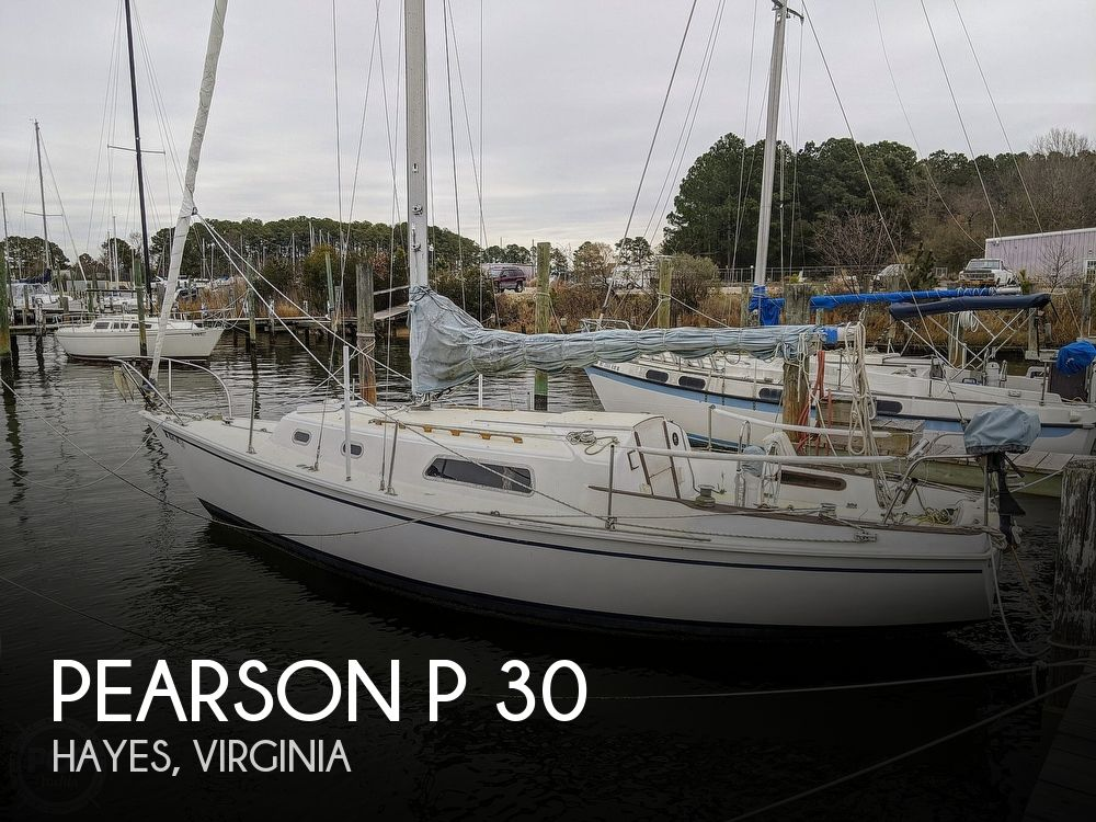 Used Tillotson   Pearson Boats For Sale in Virginia by owner | 1974 Pearson P 30