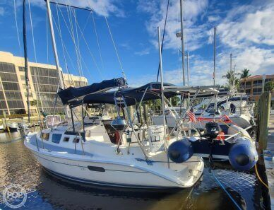 Hunter 326, 326, for sale - $50,000