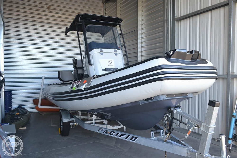 2019 Zodiac boat for sale, model of the boat is 5.5 Open & Image # 16 of 40