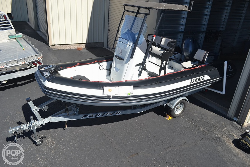 2019 Zodiac boat for sale, model of the boat is 5.5 Open & Image # 5 of 40
