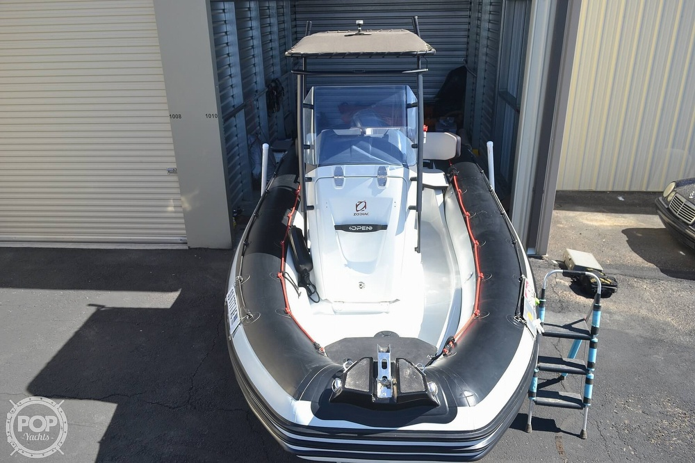 2019 Zodiac boat for sale, model of the boat is 5.5 Open & Image # 6 of 40
