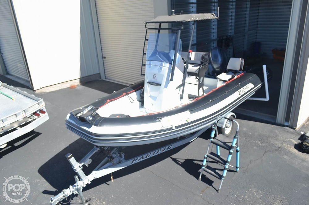 2019 Zodiac boat for sale, model of the boat is 5.5 Open & Image # 7 of 40