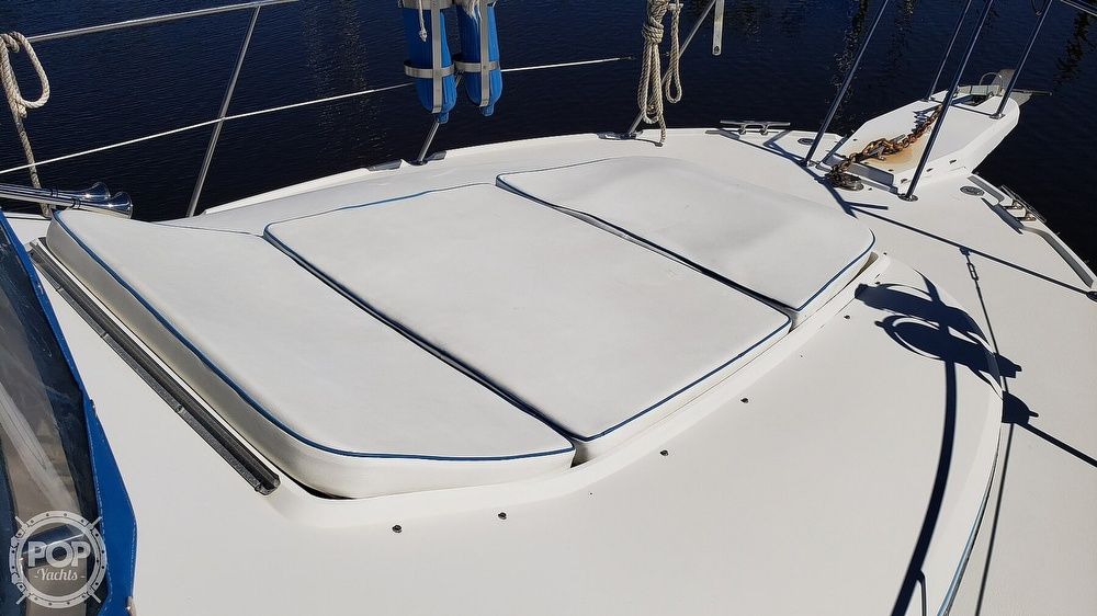 1988 Carver boat for sale, model of the boat is 3697 Mariner & Image # 40 of 40