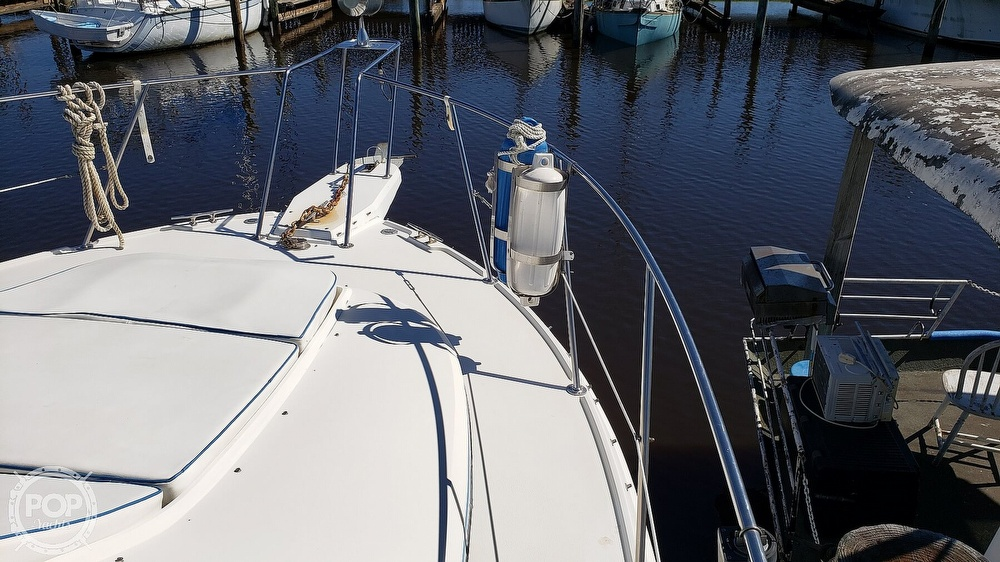 1988 Carver boat for sale, model of the boat is 3697 Mariner & Image # 39 of 40