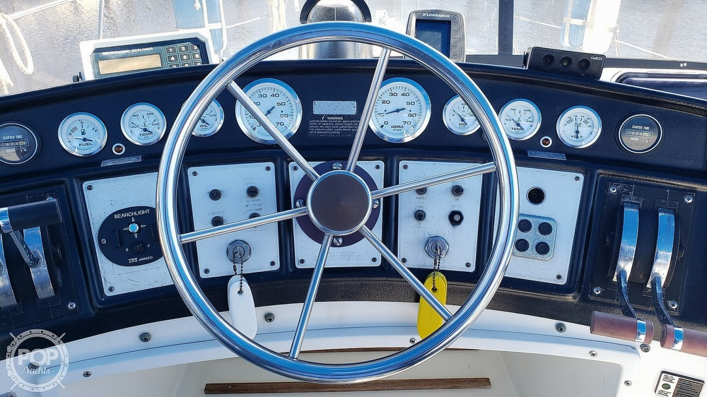 1988 Carver boat for sale, model of the boat is 3697 Mariner & Image # 22 of 40