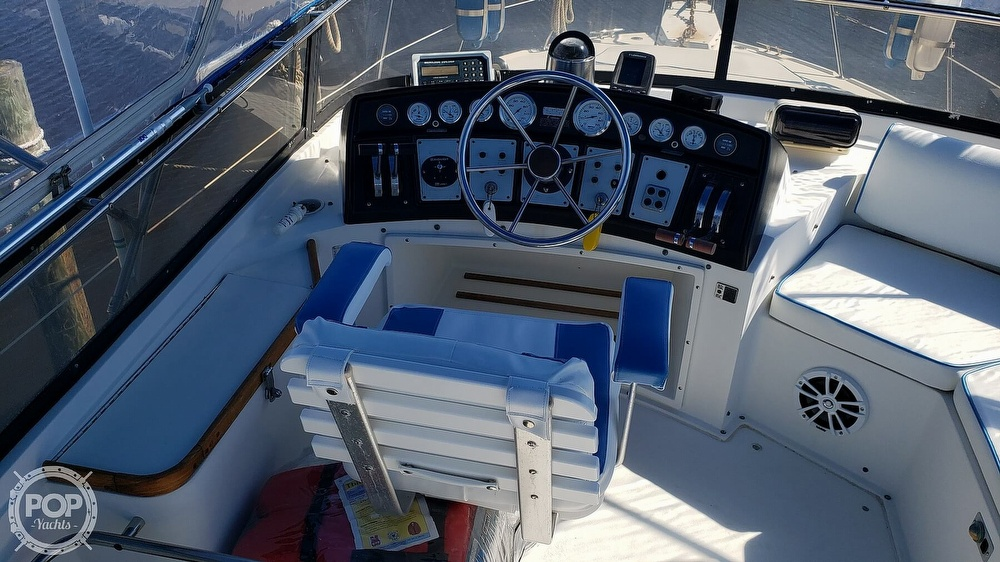 1988 Carver boat for sale, model of the boat is 3697 Mariner & Image # 11 of 40