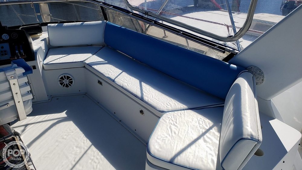 1988 Carver boat for sale, model of the boat is 3697 Mariner & Image # 10 of 40