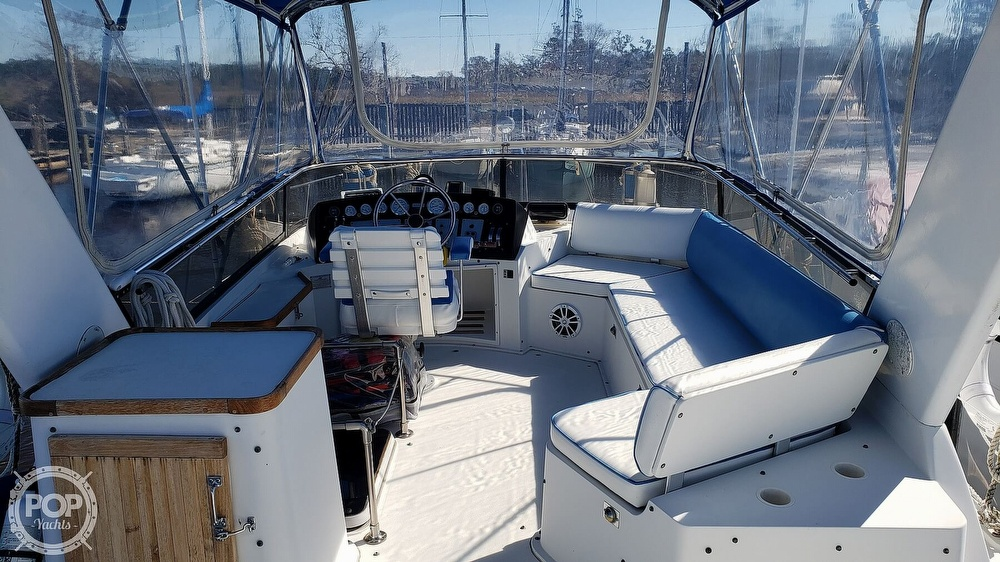 1988 Carver boat for sale, model of the boat is 3697 Mariner & Image # 5 of 40