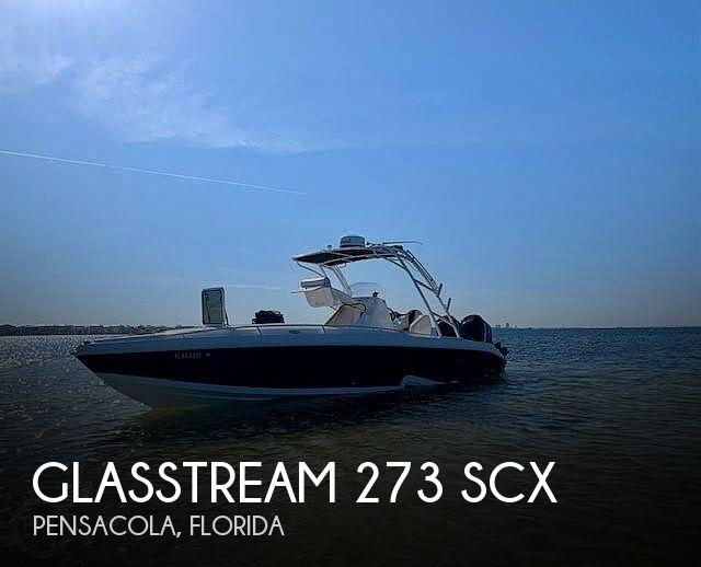 Used Glasstream Boats For Sale by owner | 2011 Glasstream 273 Scx