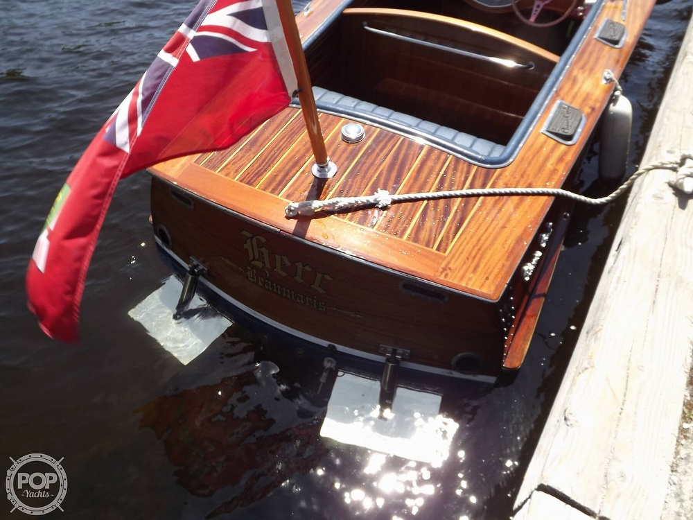 1990 Classic Craft boat for sale, model of the boat is Gentlemans Racer & Image # 3 of 40