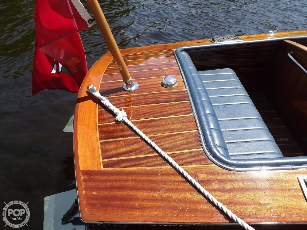 1990 Classic Craft boat for sale, model of the boat is Gentlemans Racer & Image # 5 of 40