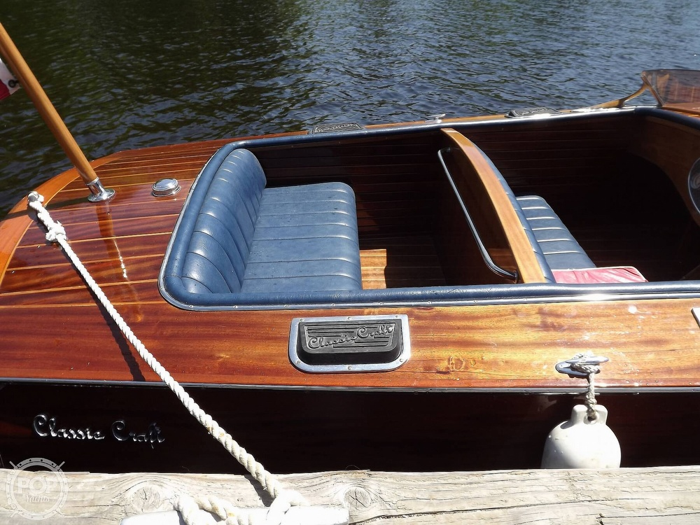 1990 Classic Craft boat for sale, model of the boat is Gentlemans Racer & Image # 6 of 40