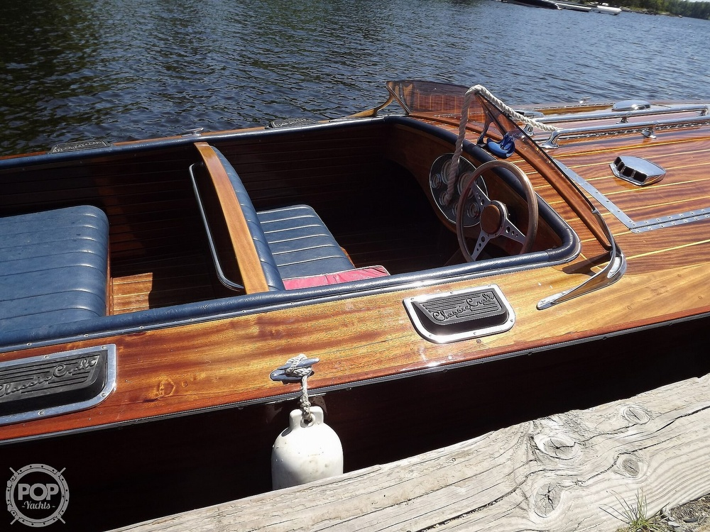 1990 Classic Craft boat for sale, model of the boat is Gentlemans Racer & Image # 7 of 40