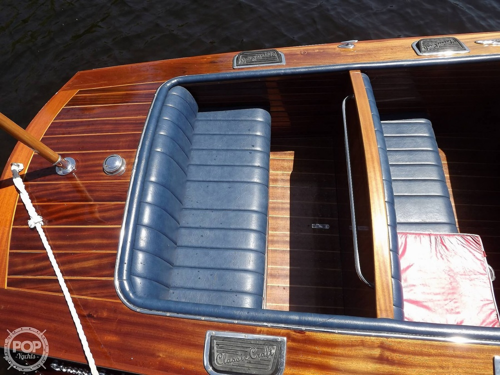 1990 Classic Craft boat for sale, model of the boat is Gentlemans Racer & Image # 8 of 40