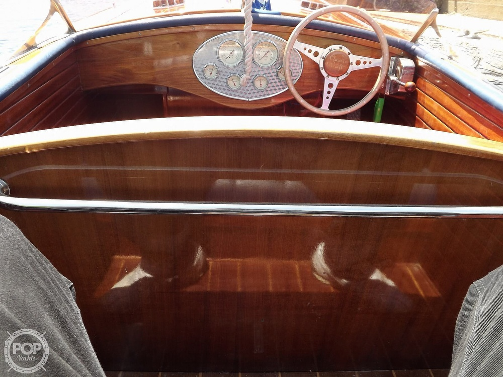 1990 Classic Craft boat for sale, model of the boat is Gentlemans Racer & Image # 11 of 40