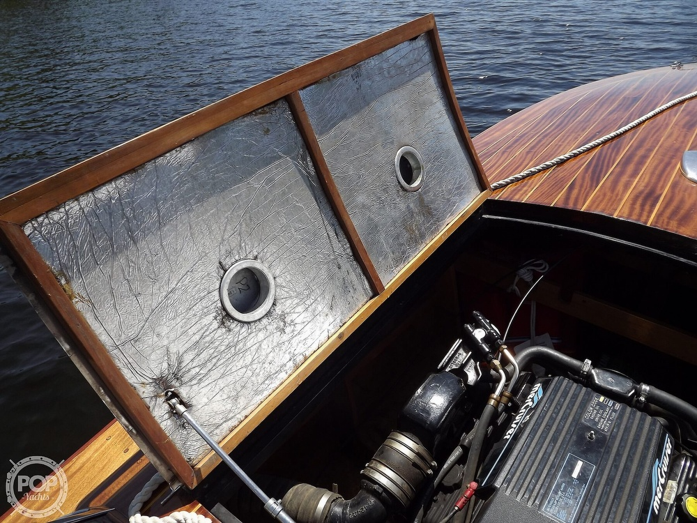 1990 Classic Craft boat for sale, model of the boat is Gentlemans Racer & Image # 26 of 40