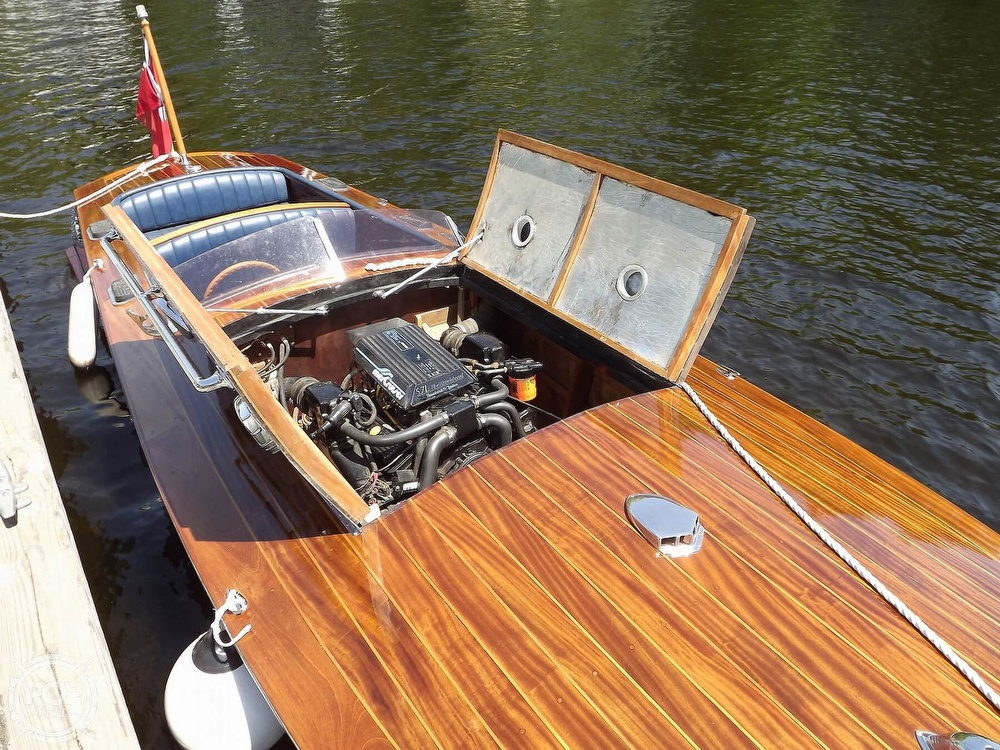 1990 Classic Craft boat for sale, model of the boat is Gentlemans Racer & Image # 29 of 40