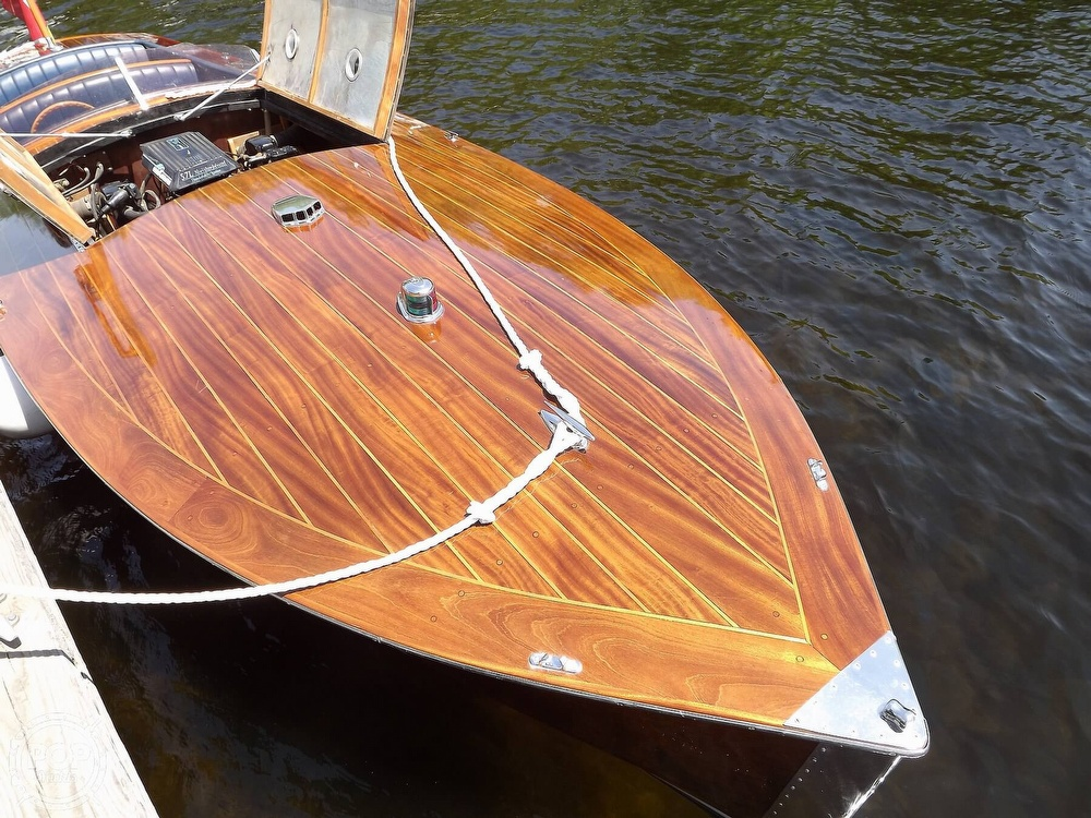 1990 Classic Craft boat for sale, model of the boat is Gentlemans Racer & Image # 32 of 40