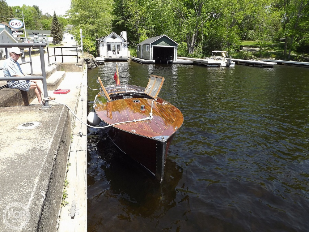 1990 Classic Craft boat for sale, model of the boat is Gentlemans Racer & Image # 34 of 40