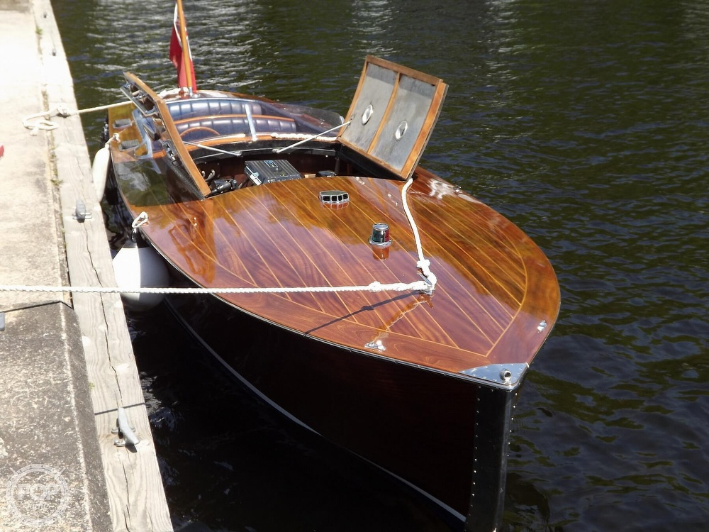 1990 Classic Craft boat for sale, model of the boat is Gentlemans Racer & Image # 36 of 40