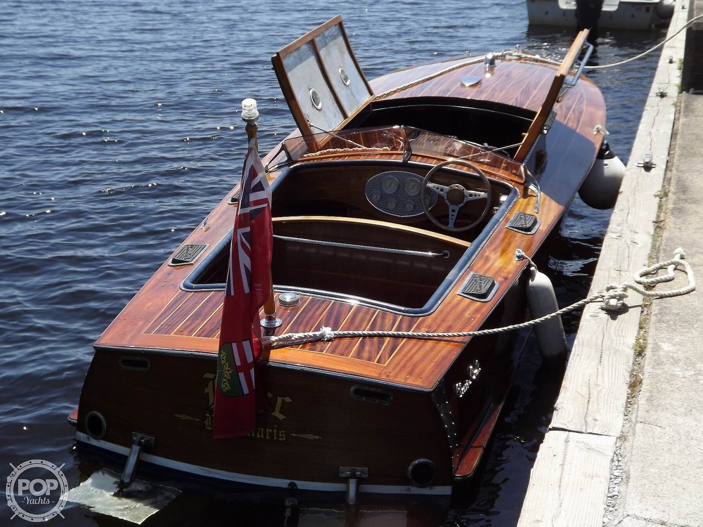 1990 Classic Craft boat for sale, model of the boat is Gentlemans Racer & Image # 37 of 40