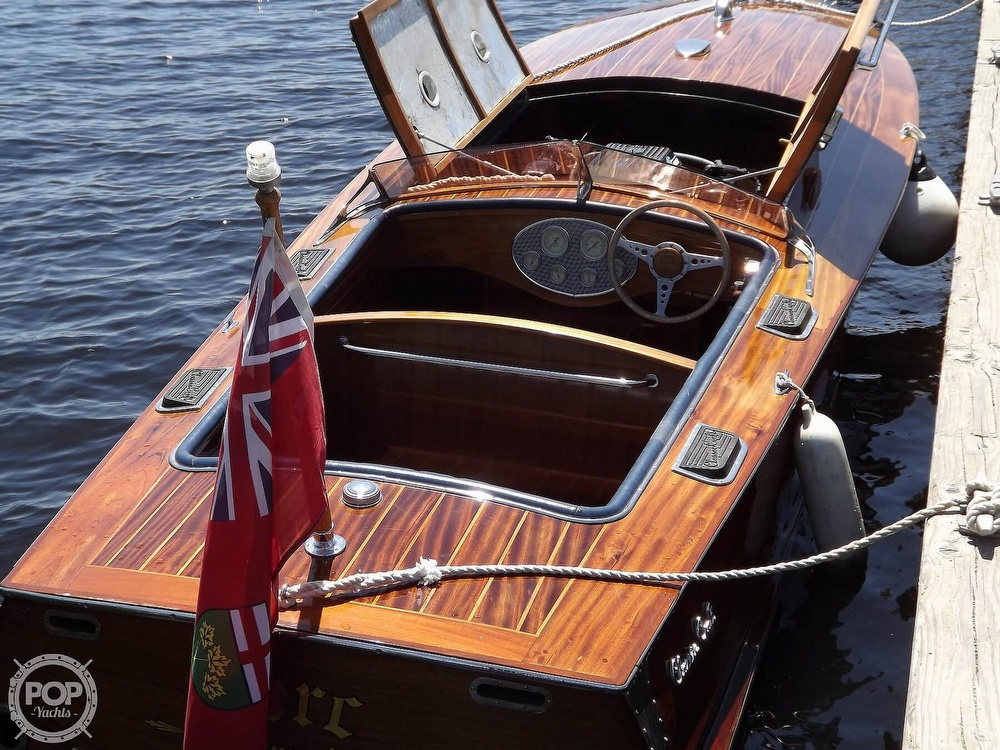 1990 Classic Craft boat for sale, model of the boat is Gentlemans Racer & Image # 38 of 40