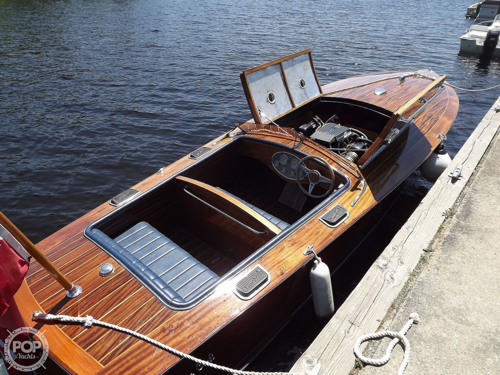 1990 Classic Craft boat for sale, model of the boat is Gentlemans Racer & Image # 39 of 40