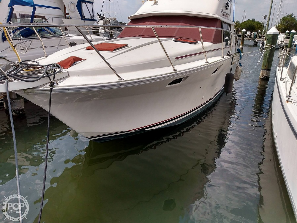 1983 Silverton boat for sale, model of the boat is 34 Convertible & Image # 5 of 40