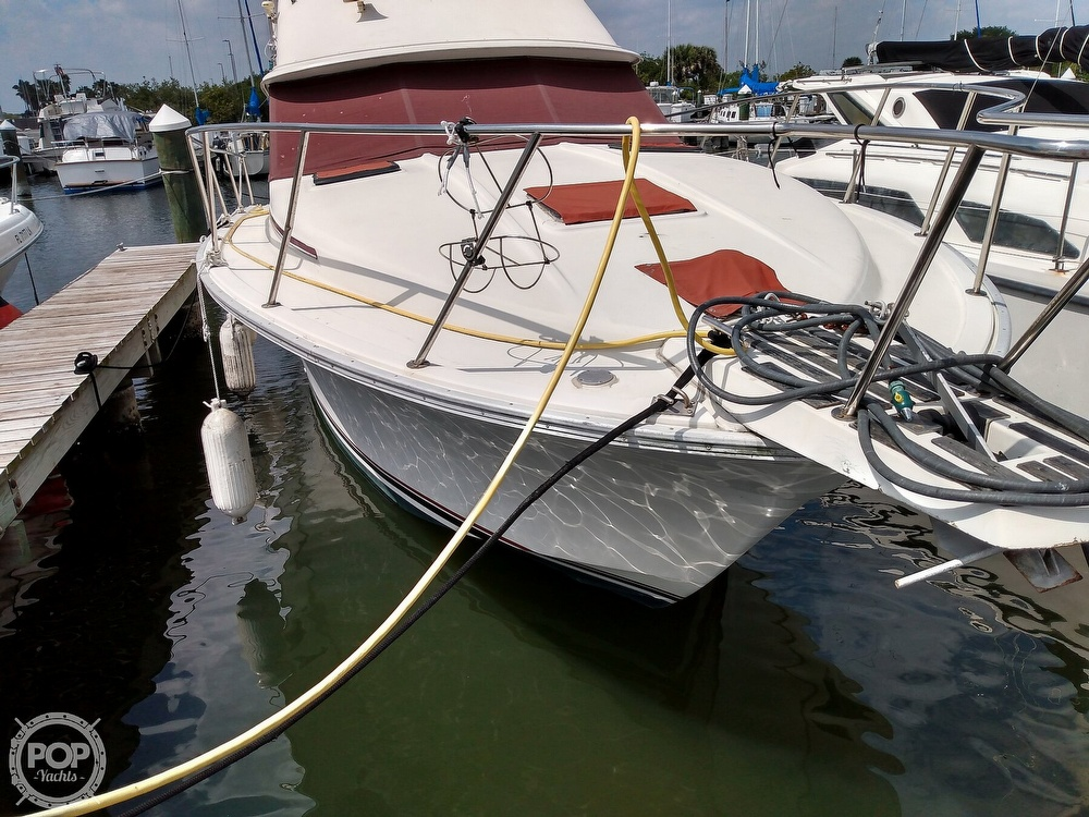 1983 Silverton boat for sale, model of the boat is 34 Convertible & Image # 4 of 40