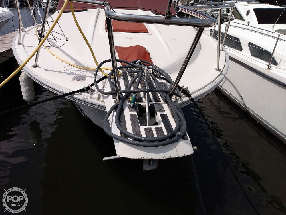 1983 Silverton boat for sale, model of the boat is 34 Convertible & Image # 6 of 40