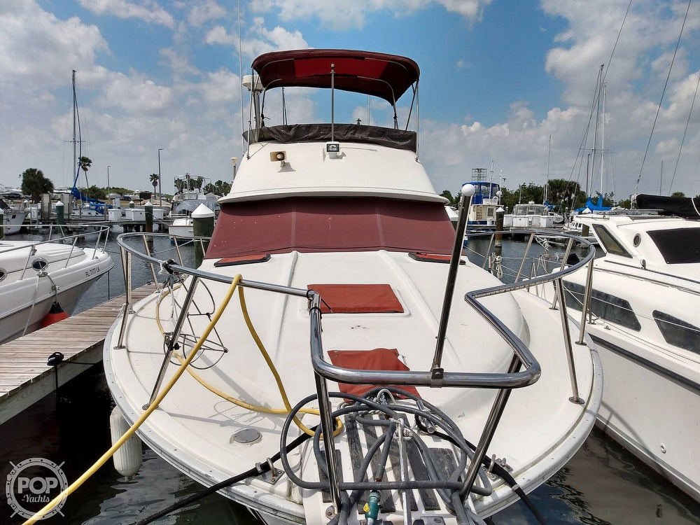 1983 Silverton boat for sale, model of the boat is 34 Convertible & Image # 7 of 40
