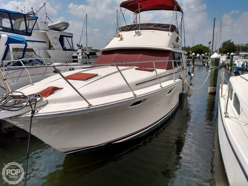 1983 Silverton boat for sale, model of the boat is 34 Convertible & Image # 11 of 40