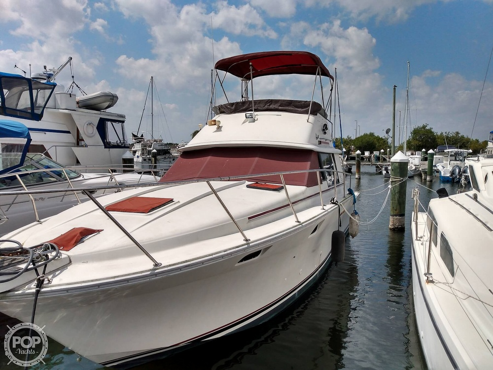 1983 Silverton boat for sale, model of the boat is 34 Convertible & Image # 12 of 40