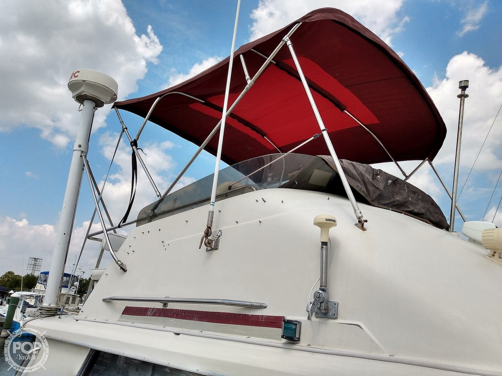 1983 Silverton boat for sale, model of the boat is 34 Convertible & Image # 13 of 40