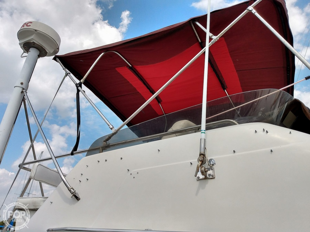 1983 Silverton boat for sale, model of the boat is 34 Convertible & Image # 16 of 40