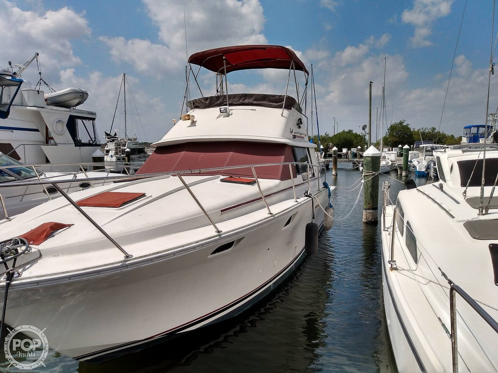 1983 Silverton boat for sale, model of the boat is 34 Convertible & Image # 14 of 40