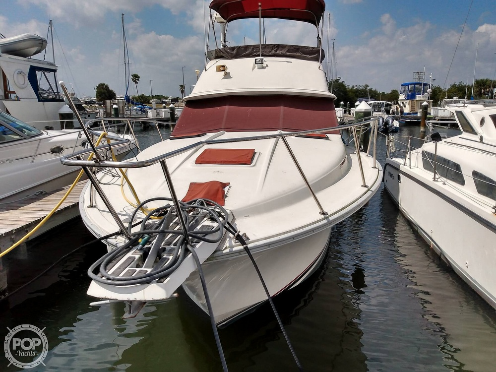 1983 Silverton boat for sale, model of the boat is 34 Convertible & Image # 15 of 40